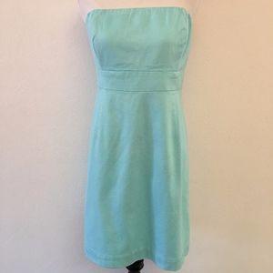 New Vineyard Vines Carolyn Dress Aqua Blue Size 6